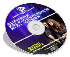 Supreme Self-Confidence With Women CD